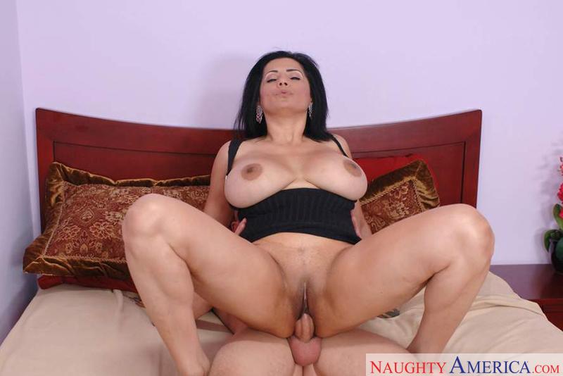 Tiana Rose  Scott Nails In My Friends Hot Mom - Naughty -5043