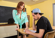 Dani Jensen & Tyler Nixon in My First Sex Teacher