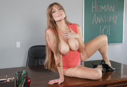 Darla Crane & Lucas Frost in My First Sex Teacher