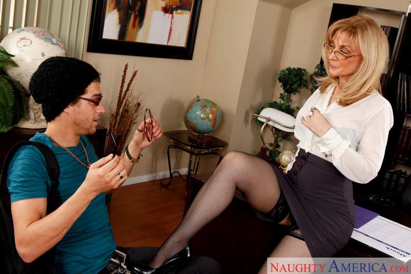 Nina hartley my first sex teacher
