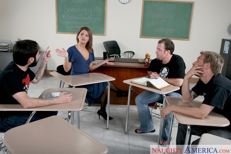 rodgers teacher Rae