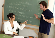 Raylene & Billy Hart in My First Sex Teacher