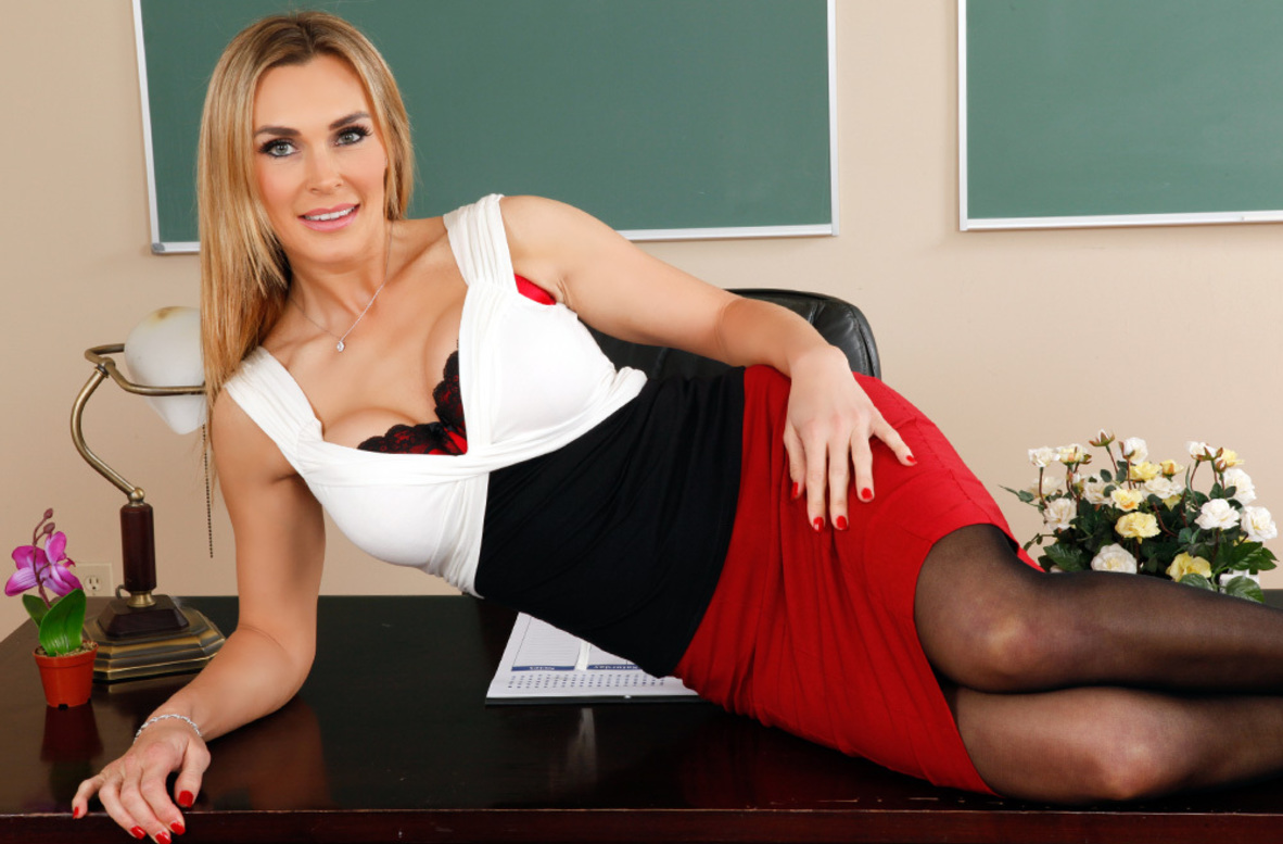Watch Tanya Tate and James Deen video in My First Sex Teacher