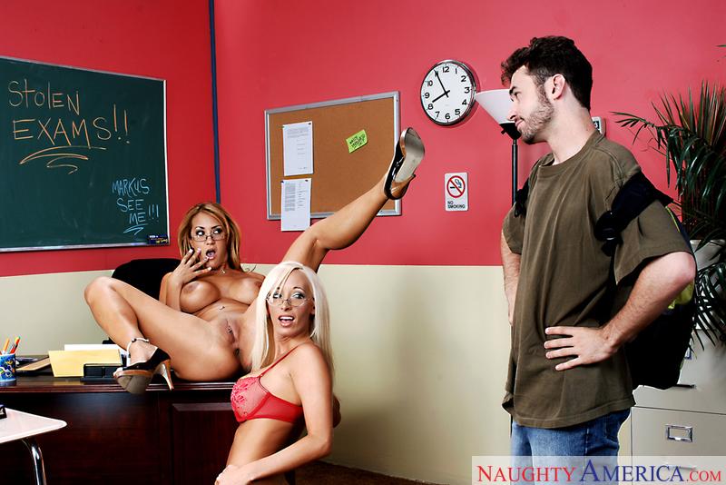 My first sex teacher lichelle marie