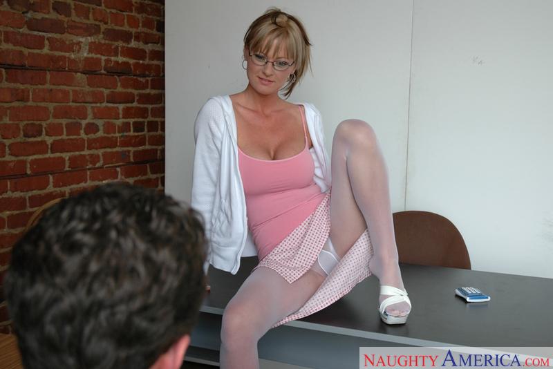My first sex teacher mrs wesley 3