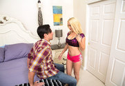 Aspen Romanoff & Ryan Driller in My Girlfriend's Busty Friend