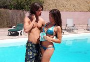 Capri Cavanni & Seth Gamble in My Sister's Hot Friend