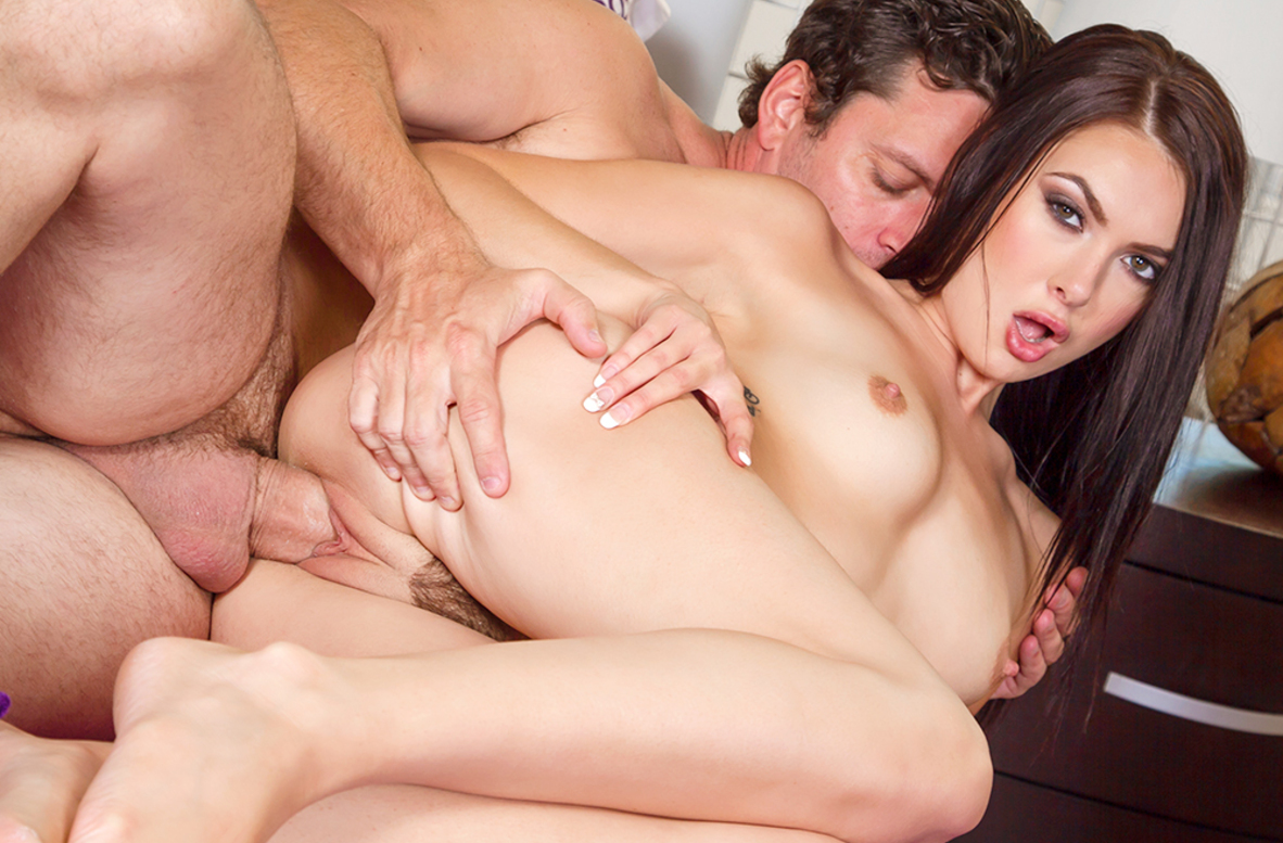 Watch Marley Brinx and Preston Parker 4K video in My Sister's Hot Friend