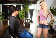 Sammie Six & Ryan Driller in My Wife's Hot Friend