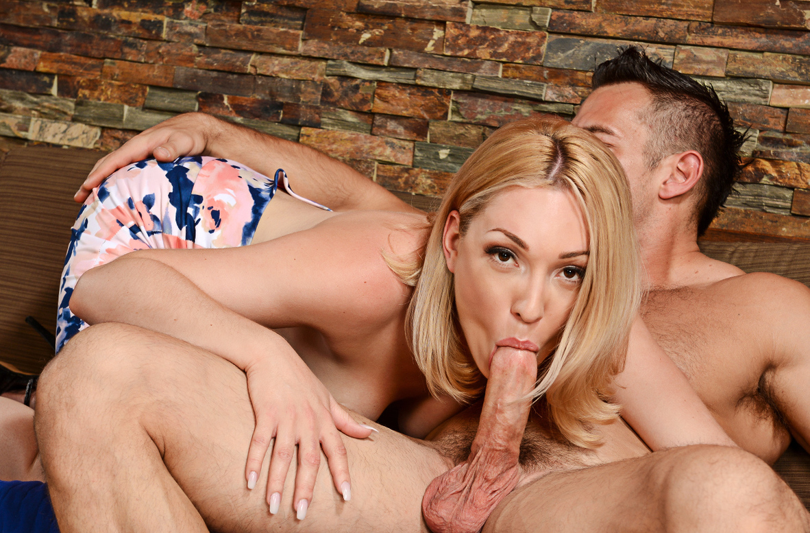 Watch Lily LaBeau and Johnny Castle 4K video in Dirty Wives Club