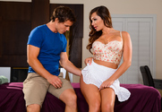 Destiny Dixon & Robby Echo in Neighbor Affair
