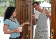 Lisa Ann & Billy Glide in Neighbor Affair