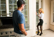 Sarah Jessie & Ryan Driller in Neighbor Affair