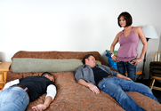 Tory Lane & Alec Knight & Mikey Butders in Neighbor Affair
