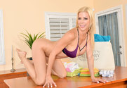 Alexis Fawx & Seth Gamble in Naughty America