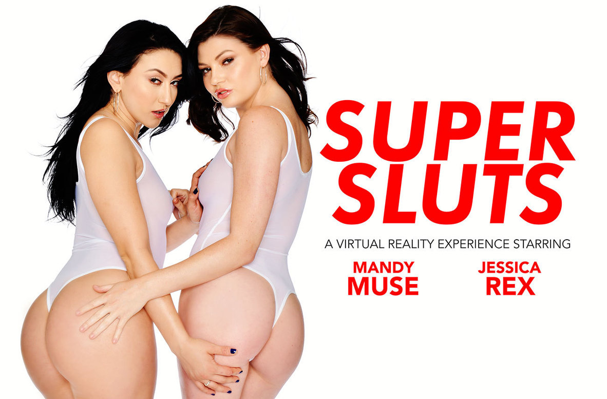 Watch Jessica Rex, Mandy Muse and Dylan Snow VR video in Naughty America