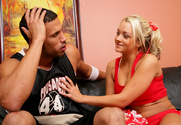 Briana Blair & Karlo Karrera in Naughty Athletics
