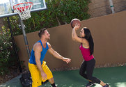 Holly West & Johnny Castle in Naughty Athletics
