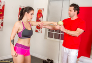 Noelle Easton & Preston Parker in Naughty Athletics