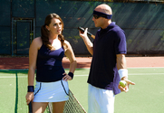 Tori Black & Johnny Sins in Naughty Athletics