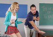 Alexa Grace & Johnny Castle in Naughty Bookworms