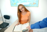 Ashley Gracie in Naughty Bookworms