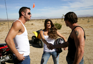 Madelyn Marie & Danny Mountain & Tony De Sergio in Naughty Country Girls