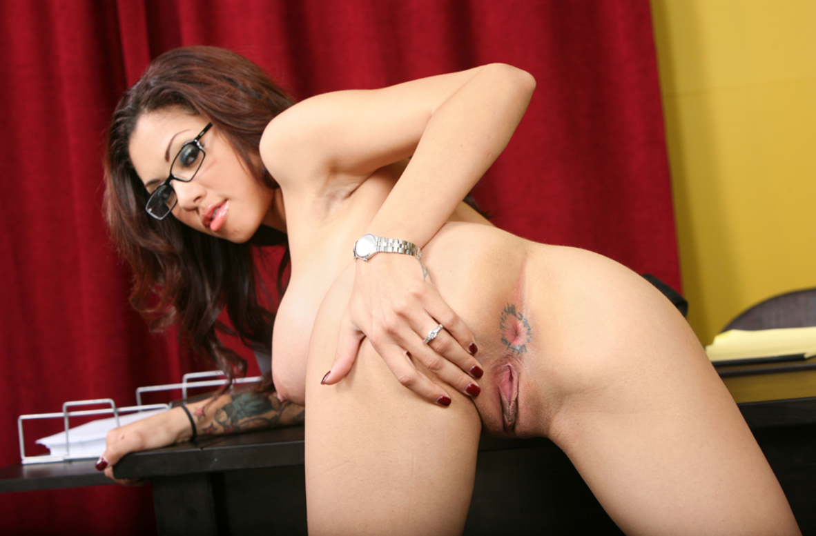 Watch Adrenalynn and Charles Dera video in Naughty Office