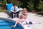 Adrianna Nicole & Dane Cross in Naughty Office