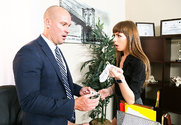 Alex Blake & Sean Lawless in Naughty Office