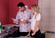 Amy Brooke & Charles Dera in Naughty Office