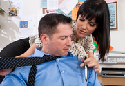 Bobbi Starr & John Strong in Naughty Office