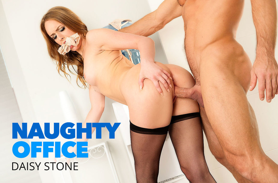Watch Daisy Stone and Johnny Castle 4K video in Naughty Office