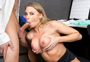 Juelz Ventura & Joey Brass in Naughty Office