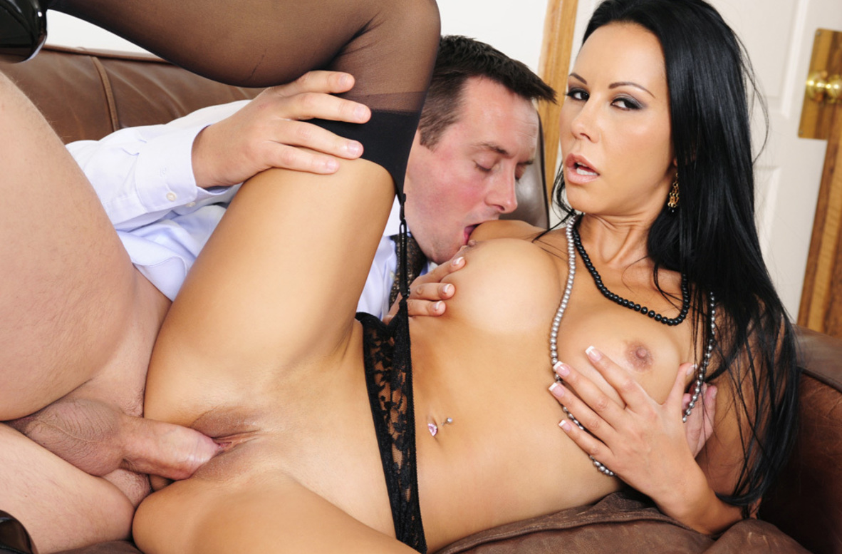 Watch Laly and Tristan Seagal video in Naughty Office