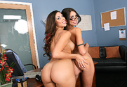 Micah Moore & Rachel Starr & Kurt Lockwood in Naughty Office