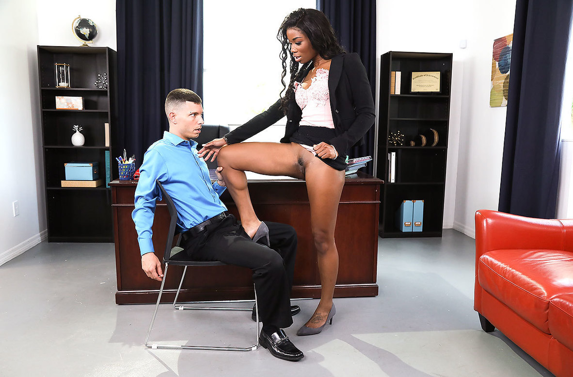 Watch Mya Mays and Tyler Steel 4K video in Naughty Office