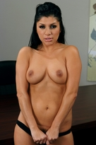 Sativa Rose starring in Strangerporn videos with Big Tits and Black Hair