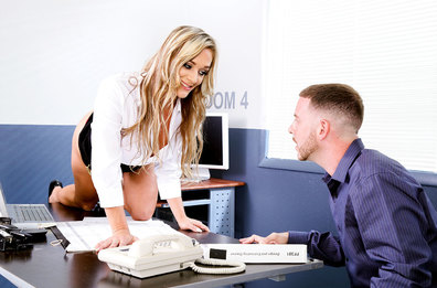 Watch Tucker Stevens and Tony Rubino 4K video in Naughty Office