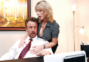 Velicity Von & Tom Byron in Naughty Office