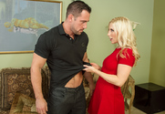Ashley Fires & Johnny Castle in Naughty Rich Girls