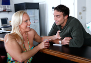 Alexis Golden & Rocco Reed in Seduced By A Cougar