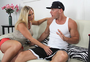 Devon Lee & Johnny Sins in Seduced By A Cougar