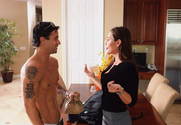 Sky Taylor & Alan Stafford in Seduced By A Cougar